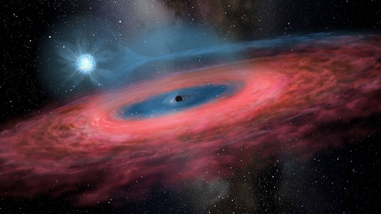 Astronomowie odkryli wielką czarną dziurę, któraniepowinna istnieć wnaszej galaktyce