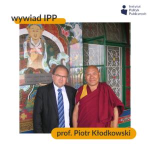 Wywiad IPP: Prof.Piotr Kłodkowski